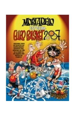 Especial Eurobasket 2007 (Números especiales Mortadelo y Filemón)