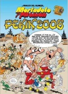 Mortadelo y Filemón. Pekín 2008 (Magos del Humor 123)