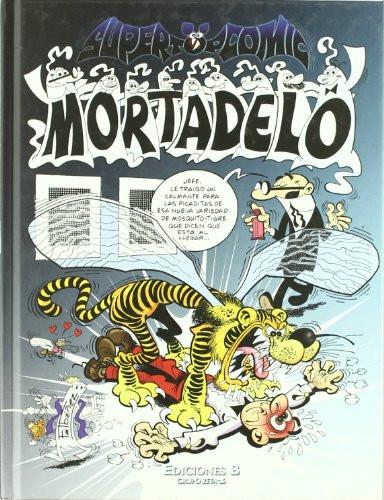 El Señor de los Ladrillos   El Ángel de la Guarda   Corrupción a Mogollón   Prohibido fumar (Súper Top Cómic Mortadelo 1
