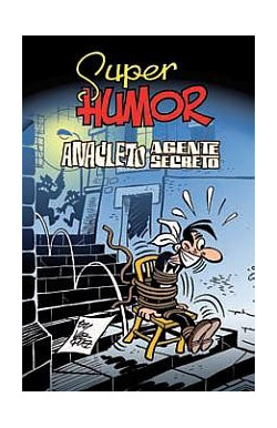 Anacleto. Agente Secreto (Súper Humor Clásicos 9)
