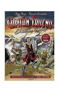 El Último Combate (El Capitán Trueno)