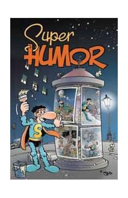 La brújula esdrújula | Tú, robot... | La biblioteca inexistente | ¡A toda crisis! (Súper Humor Superlópez 12)