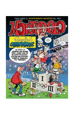 Especial Olimpiadas 2012 (Números especiales Mortadelo y Filemón)