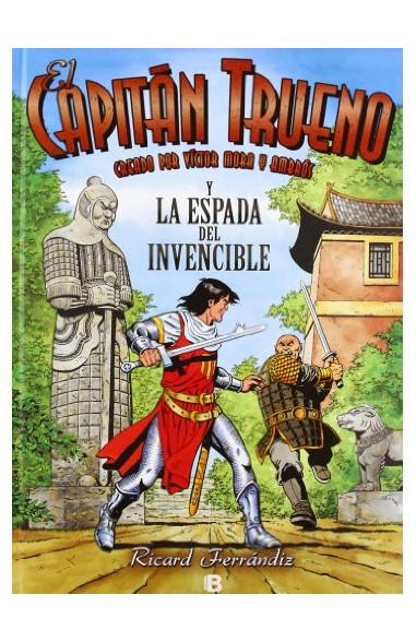 El Capitán Trueno y la Espada...