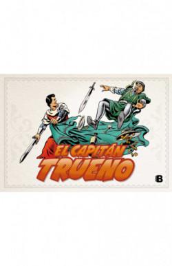 El Capitán Trueno (fascículos: 193 - 240) (nueva edición) (El Capitán Trueno edición facsímil de colección 5)