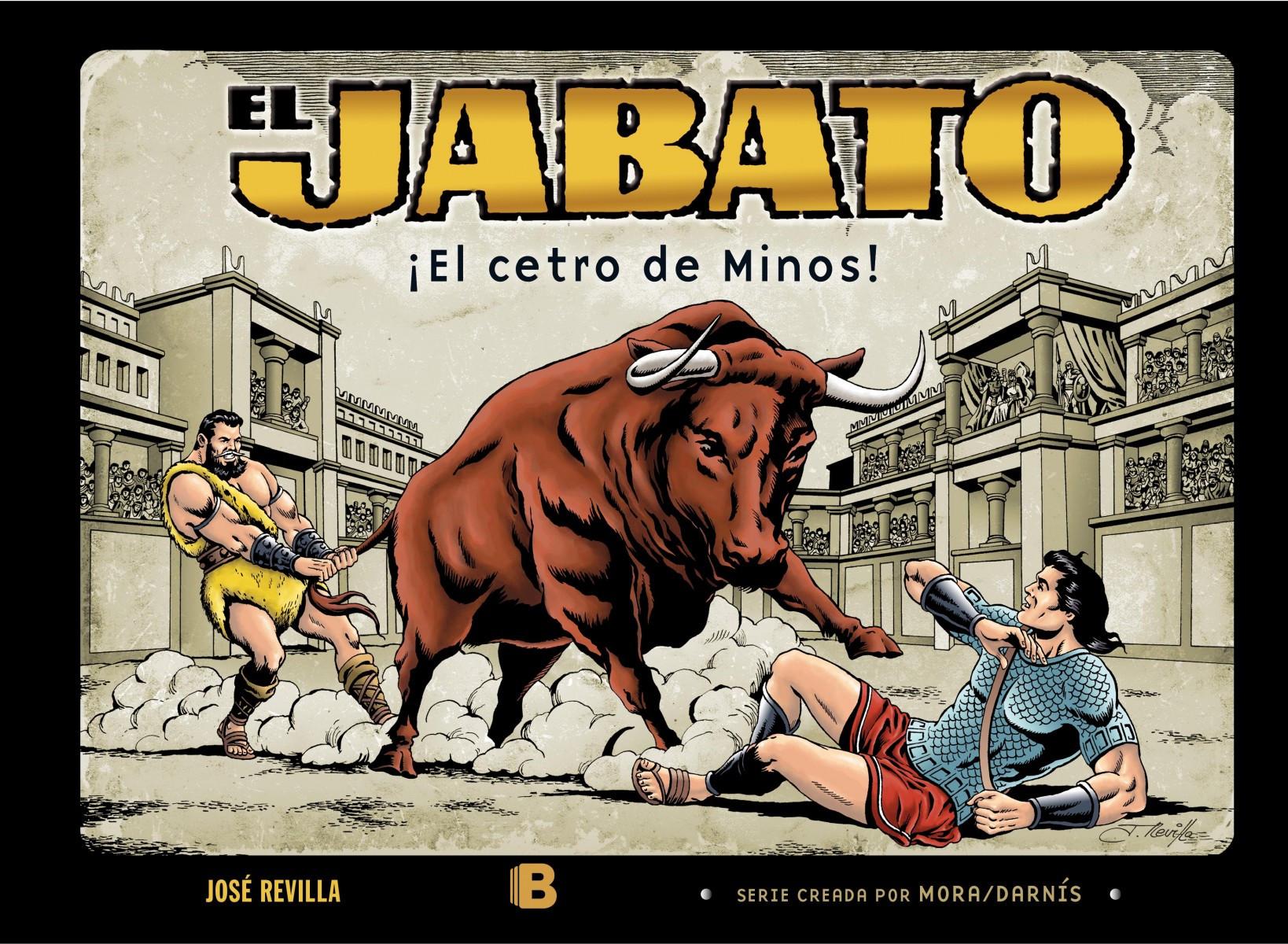 ¡El Cetro de Minos! (Las nuevas aventuras de El Jabato 3)