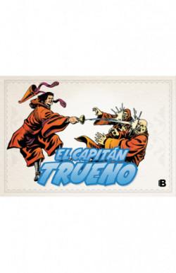 El Capitán Trueno (fascículos: 433 - 480) (El Capitán Trueno edición facsímil de colección 10)