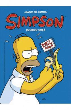 Querido sofá (Magos del Humor Simpson 49)
