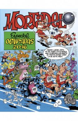 Especial Olimpiadas 2016 (Números especiales Mortadelo y Filemón)