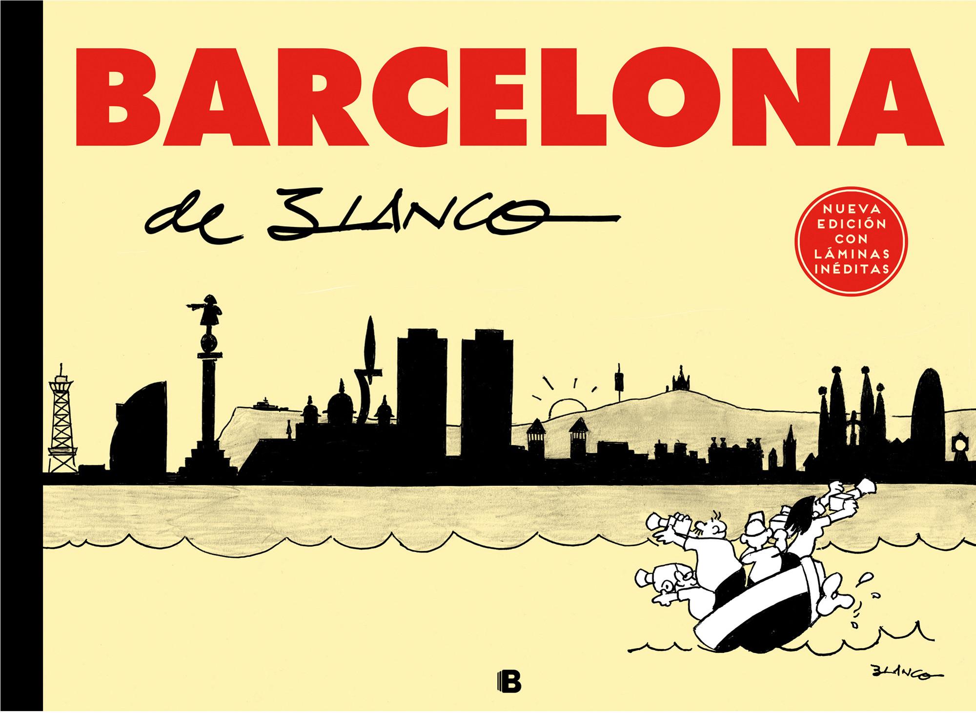 Barcelona de Blanco (edición de lujo)