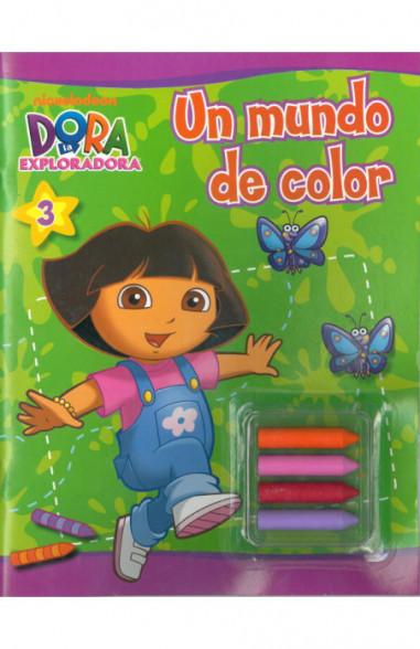 Un mundo de color (Dora la...