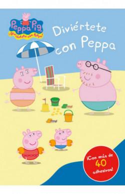 Diviértete con Peppa (Peppa Pig. Actividades)