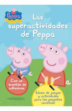 Las superactividades de Peppa (Peppa Pig. Actividades)