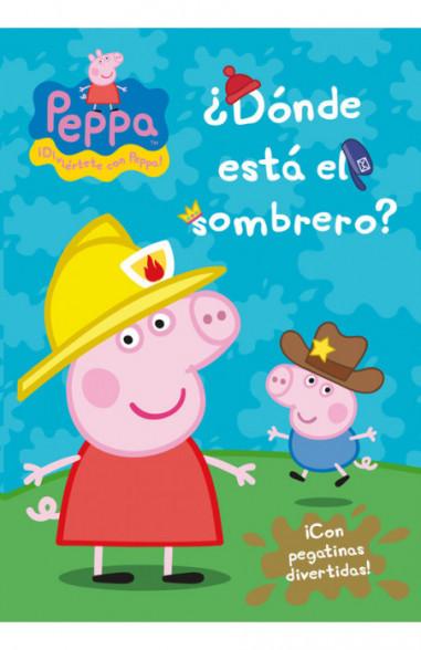 ¿Dónde está el sombrero? (Peppa Pig....