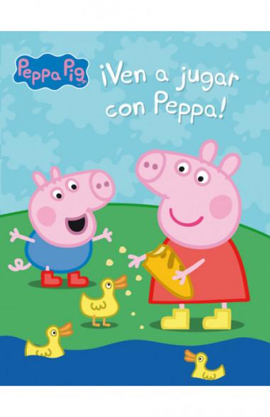 ¡Ven a jugar con Peppa! (Peppa Pig....