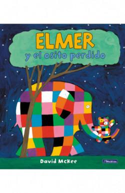 Elmer y el osito perdido...