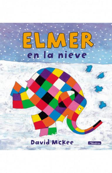 Elmer en la nieve (Elmer. Álbum...