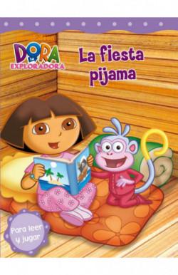 La fiesta pijama (Dora la exploradora. Pictogramas)