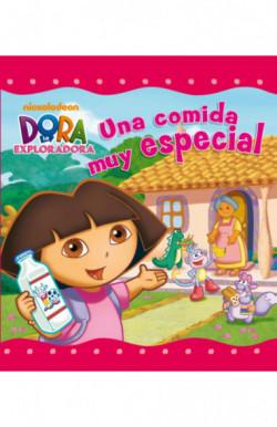 Una comida muy especial (Un cuento de Dora la exploradora)