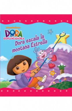 Dora escala la montaña Estrella (Un cuento de Dora la exploradora)