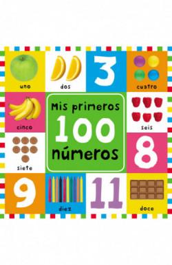 Mis primeros 100 números (Pequeñas manitas)