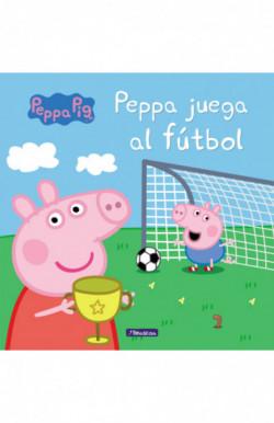 Peppa juega al fútbol (Un...