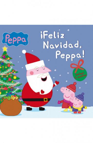 ¡Feliz Navidad, Peppa! (Un cuento de...