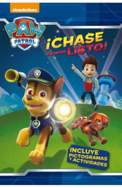 ¡Chase siempre listo! (Paw Patrol | Patrulla Canina. Pictogramas)