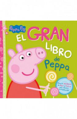 El gran libro de Peppa (Peppa Pig. Libro regalo)