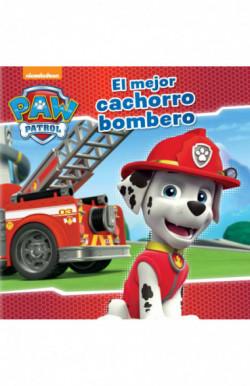 El mejor cachorro bombero...