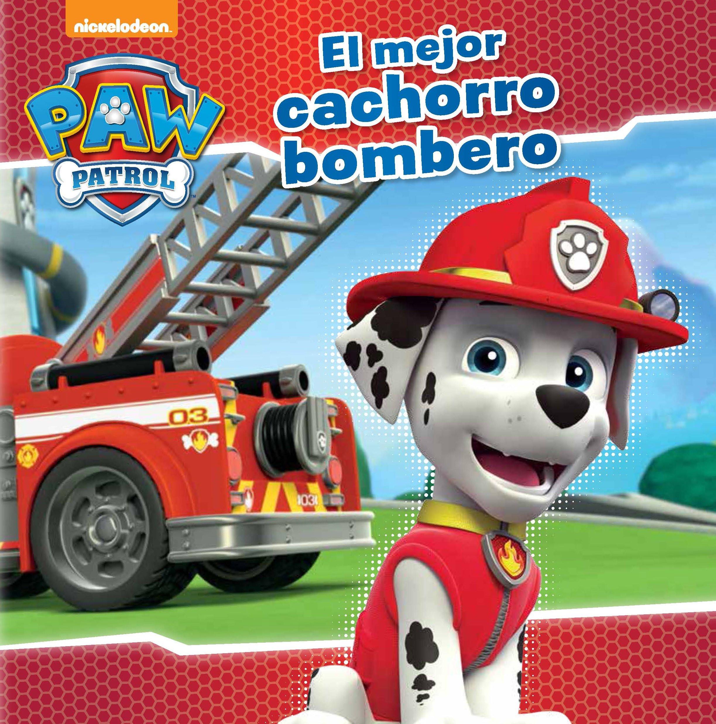 El mejor cachorro bombero (Paw Patrol | Patrulla Canina)