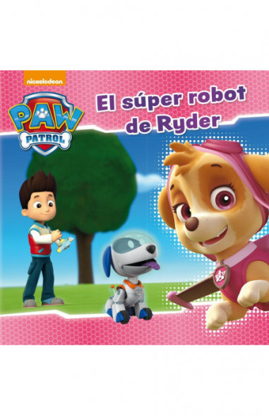 El súper robot de Ryder (Paw Patrol |...