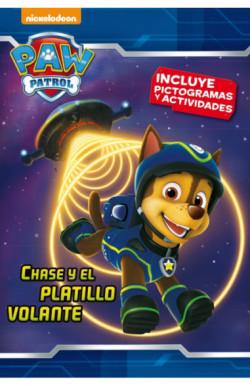 Chase y el platillo volante (Paw Patrol | Patrulla Canina. Pictogramas)