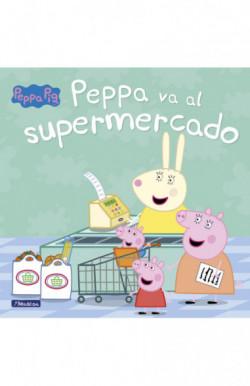 Peppa va al supermercado...