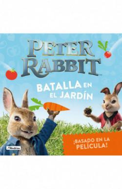 Batalla en el jardín (Peter Rabbit. Álbum ilustrado)