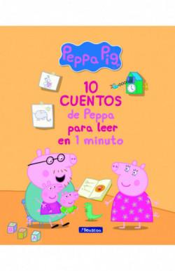 10 cuentos de Peppa para leer en 1 minuto (Un cuento de Peppa Pig)