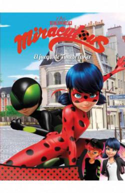 El juego de Timebreaker (Miraculous Prodigiosa Ladybug. Cómic)
