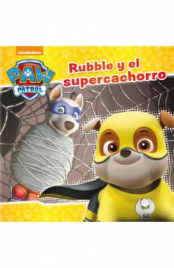 Rubble y el supercachorro...