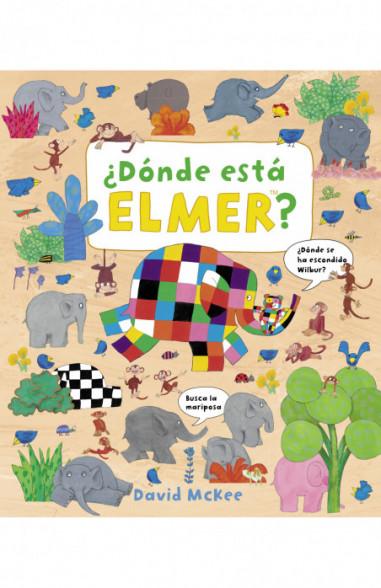 ¿Dónde está Elmer? (Elmer. Álbum...