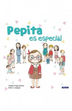 Pepita es especial
