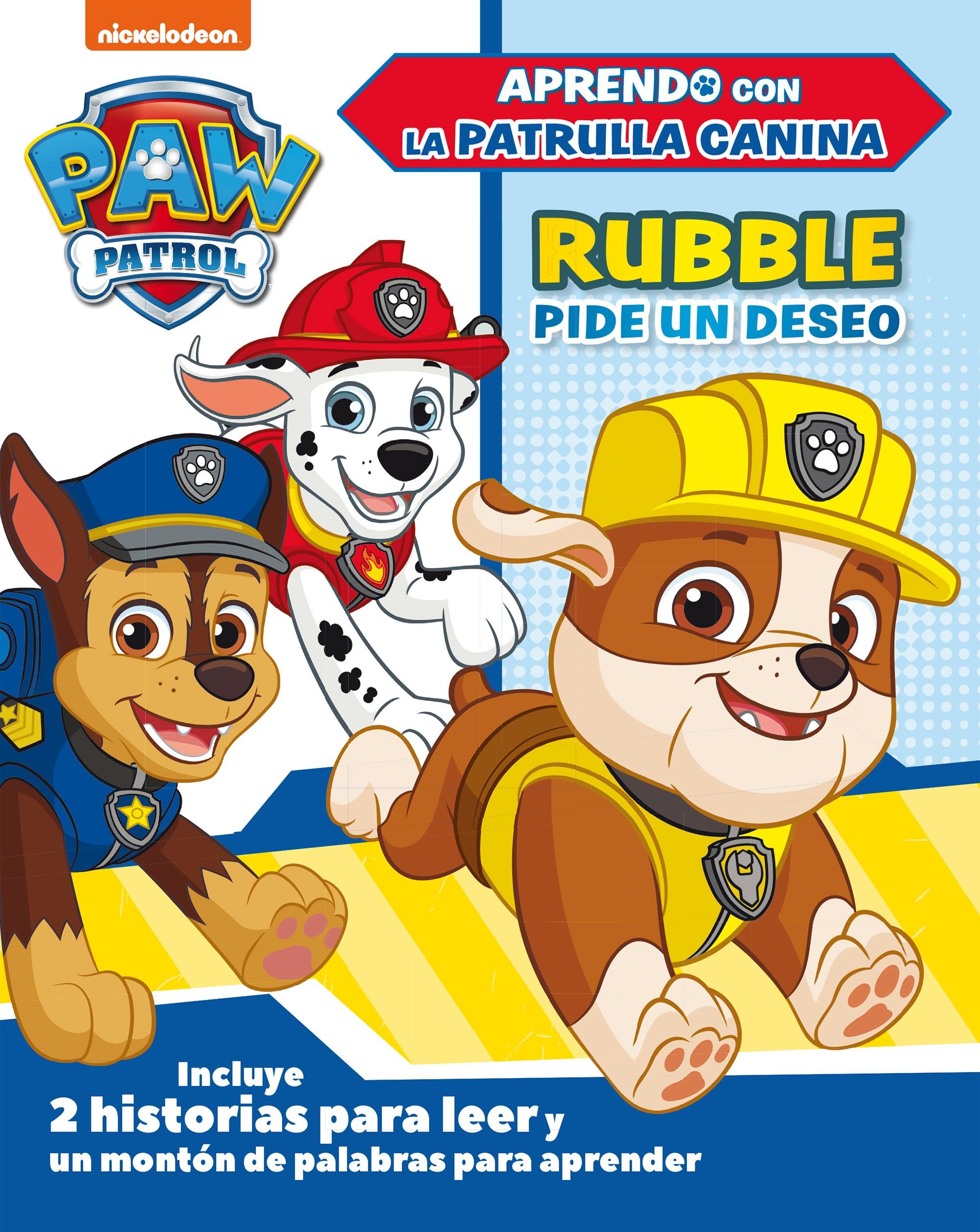 Rubble pide un deseo (Aprendo con la Patrulla Canina | Paw Patrol)