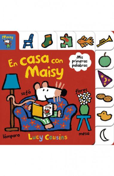 En casa con Maisy (Maisy. Pequeñas...