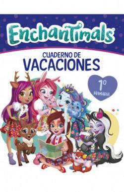 Cuaderno vacaciones Enchantimals - 1º de primaria (Enchantimals. Actividades)