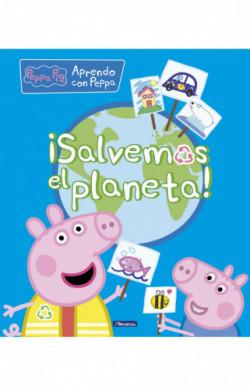 ¡Salvemos el planeta! (Aprendo con Peppa Pig)