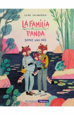 La familia Panda. Somos uno...