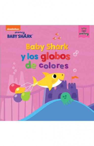 Baby Shark y los globos de colores...