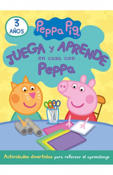 Juega y aprende en casa con Peppa (3...