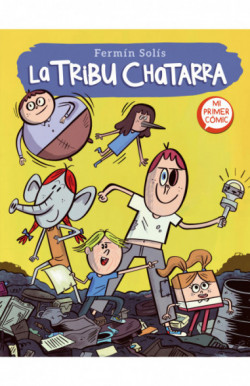 La tribu chatarra 1 (La tribu chatarra 1)