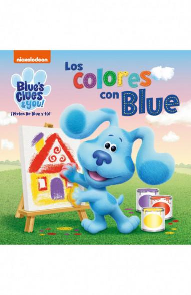 Los colores con Blue (Las pistas de...