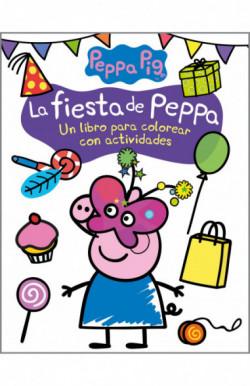 La fiesta de Peppa...